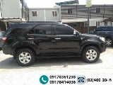 Photo 2009 Toyota Fortuner G 4x2 AT 43tkm Gas vs...