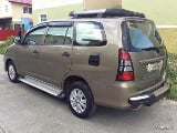 Photo Toyota Innova E 2012 Manual Transmission 295K