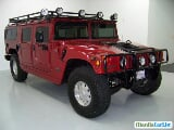 Photo Hummer H1 Automatic 2000