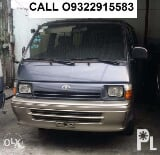 Photo TOYOTA Hiace 1995 Commuter Diesel