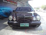 Photo 1997 mercedes benz e-320