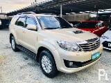 Photo 2013 toyota fortuner 3.0v a/t