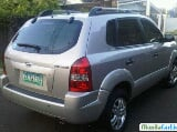 Photo Hyundai Tucson Automatic 2008