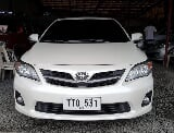 Photo Toyota Altis 2012