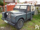 Photo Land rover series II