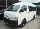 Photo Toyota Hiace 2009