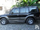 Photo Hyundai galloper 2 turbo 4wd