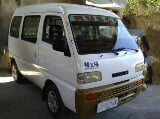 Photo Suzuki Minivan 4x4