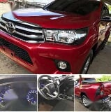 Photo 2017 Toyota Hilux G MT 4x2 Power Turbo GPS for...