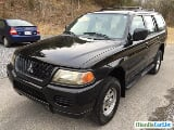 Photo Mitsubishi Montero Sport Automatic 2002
