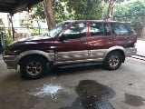 Photo Ssangyong Musso 290S Diesel 4WD Auto