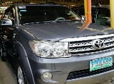 Photo Toyota Fortuner 2011 G Automatic transmission...