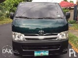 Photo 2012 Toyota Hiace Commuter 2013 2014 2015 Model