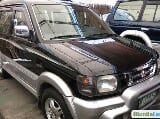 Photo Mitsubishi Montero Sport Automatic 2001