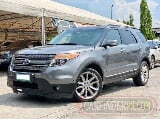 Photo 2013 Ford Explorer FlexFuel 3.5 4x4 Automatic Gas