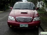 Photo Kia Sedona Manual 2003