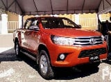Photo 2016 Toyota Hilux GD Engine - 99k All In DP...