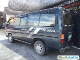 Photo Nissan Urvan Manual 2005