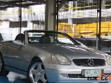 Photo Mercedes-Benz Slk 1998