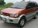 Photo Isuzu Crosswind Xuv - 2002 automatic