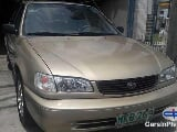Photo Toyota Manual 2000