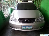 Photo Toyota Corolla Automatic 2015