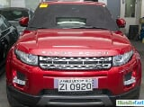 Photo Land Rover Range Rover Sport Automatic 2013