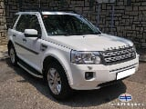 Photo Land Rover Freelander Automatic 2011