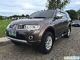 Photo Mitsubishi Montero Sport Manual 2011