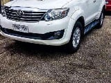 Photo 2012 Toyota Fortuner V 3.0 D4D 4x4 Matic