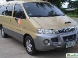 Photo Hyundai Starex Automatic 2000