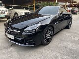 Photo Mercedes-Benz SLC 43 AMG Auto