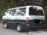 Photo Toyota hiace van very economical family van 1st...