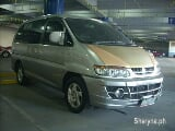 Photo 2003 Mitsubishi Space Gear Auto 2 Tone Gray...