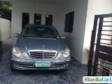 Photo Mercedes Benz E-Class Automatic