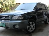 Photo Subaru Forester 2.0 XT 2004? Candon City
