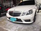 Photo Mercedes-Benz E 63 AMG (A)