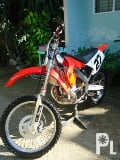 Photo For sale or swap. To my honda cr250r-2001...