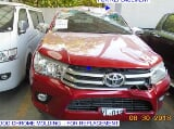 Photo 2017 Toyota Hilux G 4x2 2.4L AT dsl BDO pre...