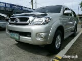 Photo 2009 Toyota HiLux Manual Beige Pick-up