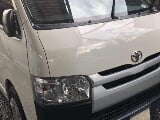 Photo 2017 Toyota Hiace Commuter 30 Foesel Manual