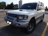 Photo Limited Mitsubishi Pajero Fieldmaster 2FAST4U