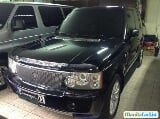 Photo Land Rover Range Rover TDV8 Automatic 2010