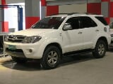 Photo 2007 Toyota Old Fortuner G Diesel AT