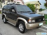 Photo Isuzu Trooper Manual 1998