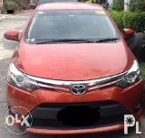 Photo 2014 toyota vios g automatic