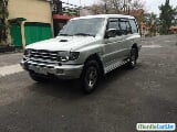 Photo Mitsubishi Pajero Automatic 2001