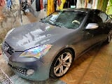 Photo Selling Silver Hyundai Genesis Coupe 2011 in...