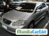 Photo Toyota Corolla Automatic 2004