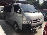 Photo 2015 Toyota Hiace Commuter 1own 5,500kms Toyota...